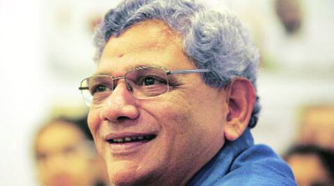 Calling for suspension of military purchases from Israel, cpm mp Sitaram Yechury said New Delhi is the biggest buyer of weapons from Israel.