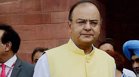 Finance Minister Arun Jaitley. (Source: PTI)