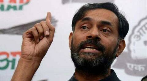 Haryana polls: AAP can't be seen as running away, says Yogendra