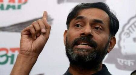 AAP's Yogendra Yadav on his way out? Party gives Arvind Kejriwal right to rejig panel