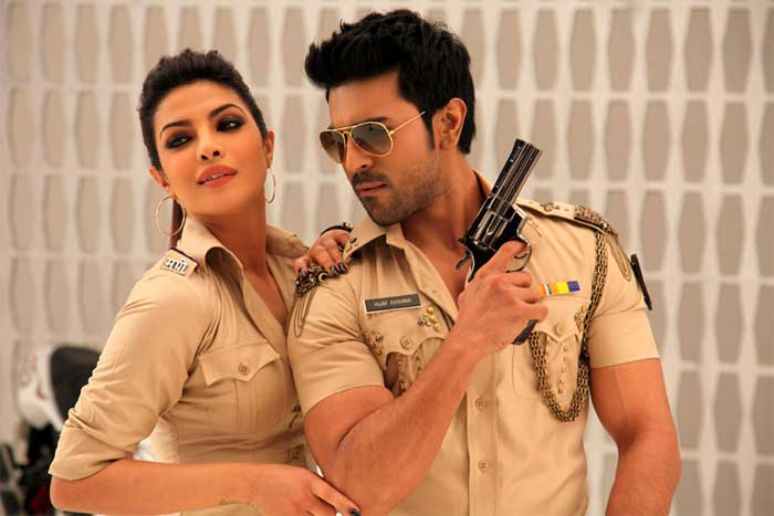 <b>Zanjeer</b>:  A remake of the 1973 Hindi film of the same name, 'Zanjeer' was on everybody's minds since the day it was announced. Starring Priyanka Chopra and marking the debut of Tollywood actor Ram Charan Teja, 'Zanjeer' received mostly negative reviews, tanking at the Box office.