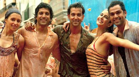 Hrithik Roshan gave his love to the cast and audience for ZNMD a superhit.