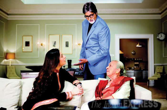 Amitabh Bachchan admitted to hospital over lower back pain