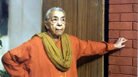 Zohra Sehgal died a private hospital following a cardiac arrest.