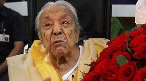 "Gurinder Chadha remembers Zohra Sehgal as an artist who ""loved shocking you with her unorthodox approach."""