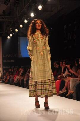 Day 3: Models scorch the ramp at Lakme Fashion Week