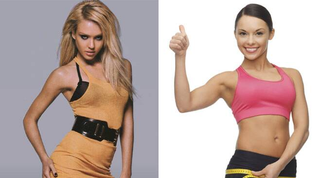 Get a celebrity's body: Follow these five tips