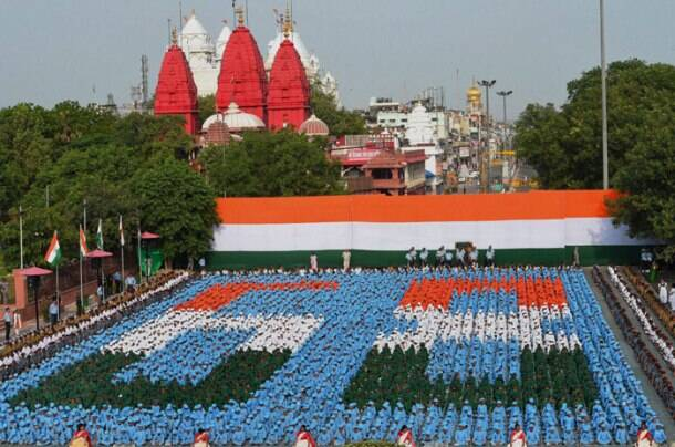 Rehearsals in full swing ahead of Independence Day celebrations