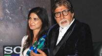 Big B's screen son, daughter share special bond in real life