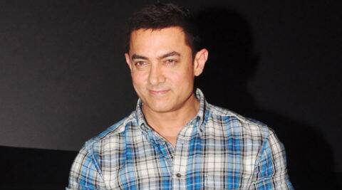 "Aamir Khan on the new seasons of his show, ""This time I will be live with the people."""