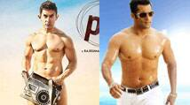 Now Aamir Khan dares friend Salman to bare it all!