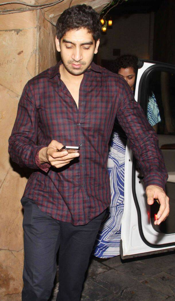 Alia Bhatt parties again with Ranbir Kapoor