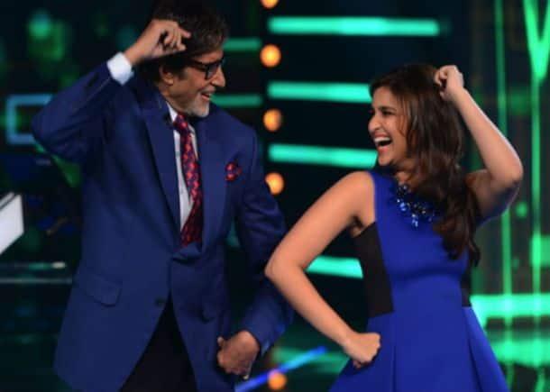 Priyanka, Parineeti are Big B's special guests on 'Kaun Banega Crorepati 8'