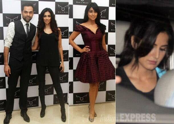 Couples' night out for Abhay, Preeti; Katrina enjoys a solo outing