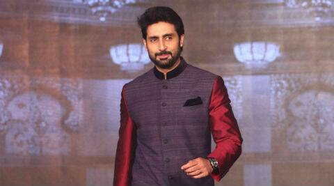 "Abhishek said, ""It's been very challenging. I've actually played 4 roles in the film. """