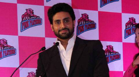 For now, making kabaddi into a cool game is Abhishek's game-plan.