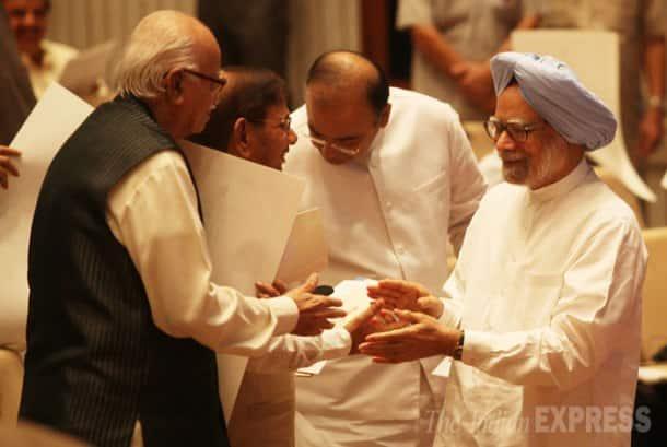 Arun Jaitley, Karan Singh, Sharad Yadav get Best Parliamentarian Award