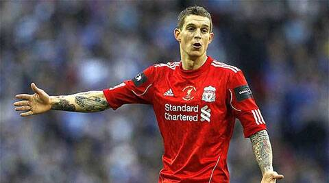 Daniel Agger played a