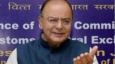 Finance Minister Arun Jaitley hints at sops to increase savings. (Photo source: PTI)