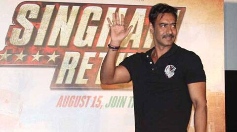 Ajay Devgn, 45, said that people would appreciate the movie, its story and the drama.