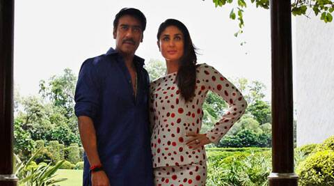 """""""I don't think (100 crore) is a parameter. We all know which film is good and which film has worked because of the time of release be it Diwali, Eid or whatever and which film really deserves a sequel. That is why sequels of those films cannot be made,"""" Ajay, who is awaiting the release of 'Singham' sequel, told PTI. (Source: PTI)"""