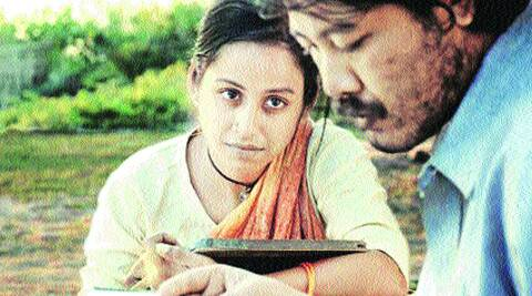 A still from Jahnu Barua's Ajeyo.