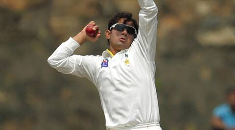 This is the second instance of Ajmal being reported for suspect action. (Source: AP)
