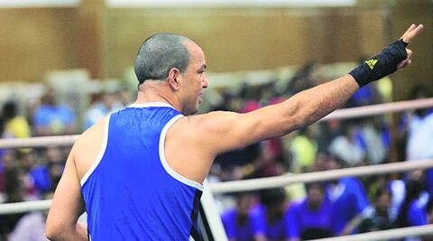 The Asiad will be Akhil's first tournament in three years.