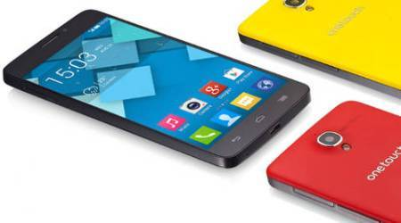 Alcatel One Touch launches five new Android phones