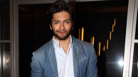 Ali fazal is hoping to wow the audience with his presence on the runway,