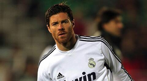 Xabi Alonso is considered as a replacement for the injured Javi Martinez (Source: AP)