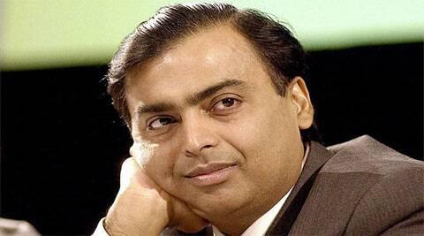 Ambani, who was to be part of a group of industrialists accompanying Modi on his first major bilateral visit, outside the sub-continent, sent regrets, government sources said.