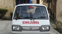 Woman dumped by govt hospitaldies