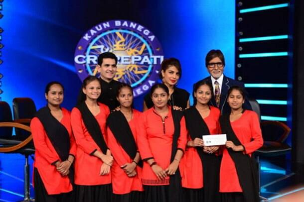 Priyanka, Parineeti are Big B's special guests on 'Kaun Banega Crorepati 8'