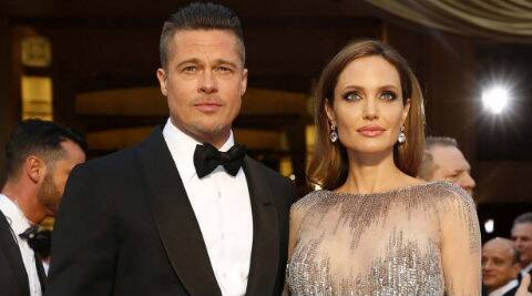 Angelina Jolie on Brad Pitt: We've grown as a couple. (Source: Reuters)