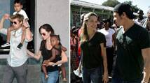 Angelina Jolie, Brad Pitt wed privately at chateau in France