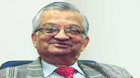 Anil Kakodkar. ( Source: Express photo )