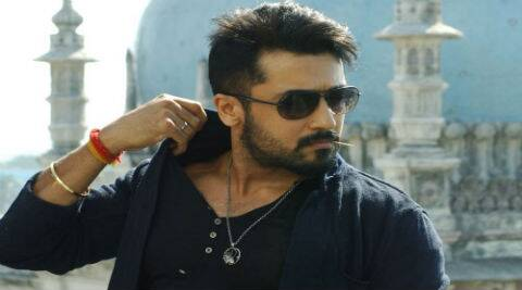 'Anjaan' comes after Suriya's recent blockbuster 'Singam 2'.