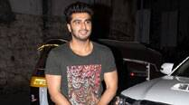 My back's just fine: Arjun Kapoor