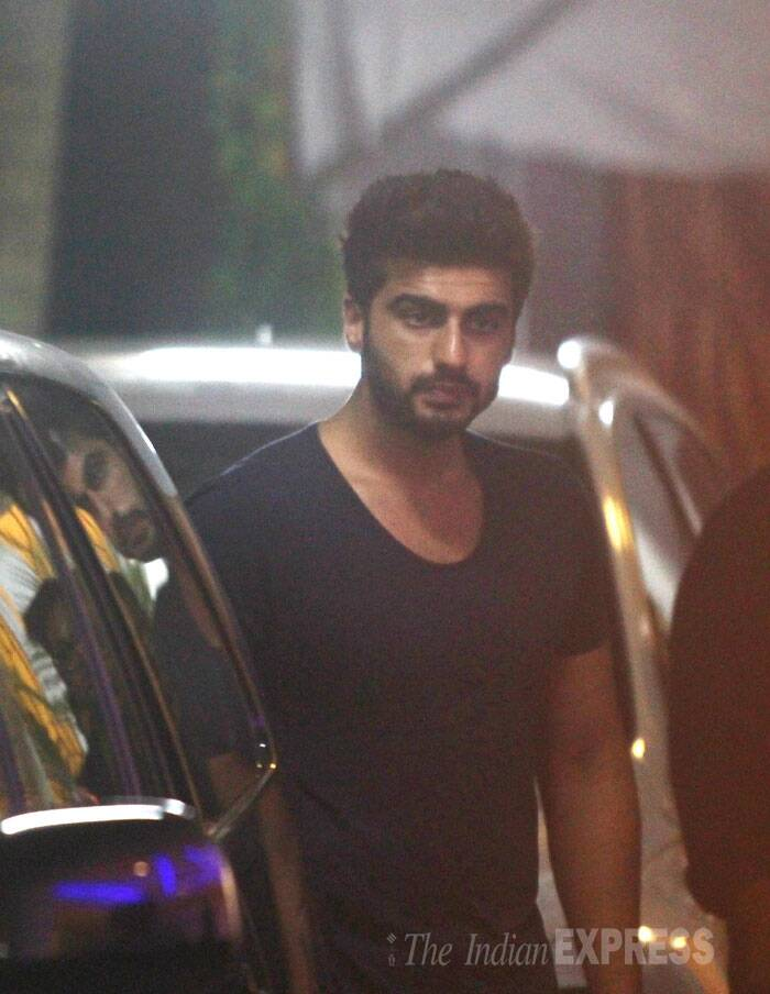 The actor recently wrapped up the shoot for his upcoming film 'Tevar'. (Source: Varinder Chawla)