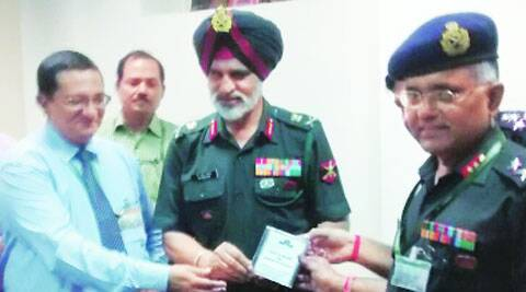 The film was released by Lt Gen B S Sachar of Army Training Command recently