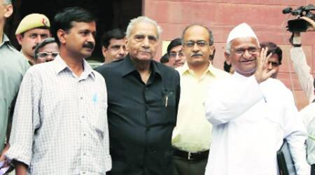 Bhushan said Kejriwal lacked the competence that could spread the party's message across India.