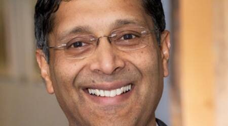 Arvind Subramanian, a senior fellow at the Peterson Institute , was recommended to the post of chief economic adviser by FM Arun Jaitley. (Image: Centre for Global Development)