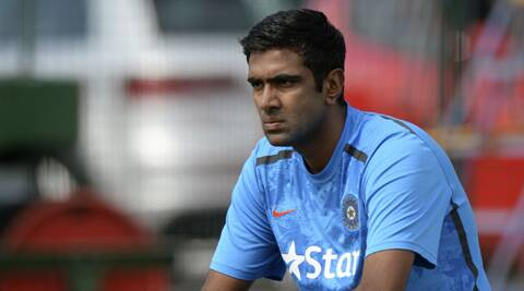 Ravichandran Ashwin had a busy day in the nets (Source: Reuters)