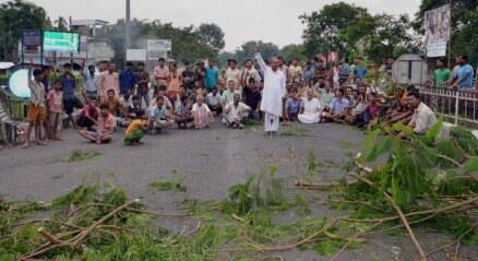 Bandh cripples normal life in Assam
