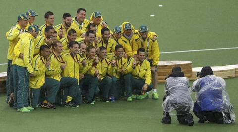 Australia clinched their fifth consecutive Commonwealth Games title since the introduction of hockey in the quadrennial event in 1998. (Source: AP)