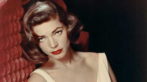 Bacall never played a femme fatale, precisely, though her dark aloofness lent itself to being read as ambivalence — potentially dangerous, if not in actual fact.