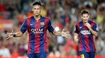 More pain with ankle sprain for Neymar