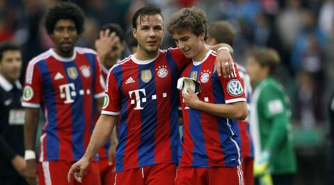 Bayern are far from their best as several key players missing from the line up. (Source: Reuters)