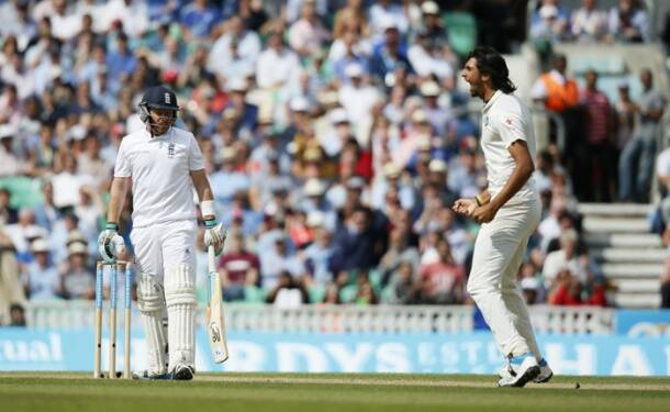 India tour of England: Joe Root gives England strong hold